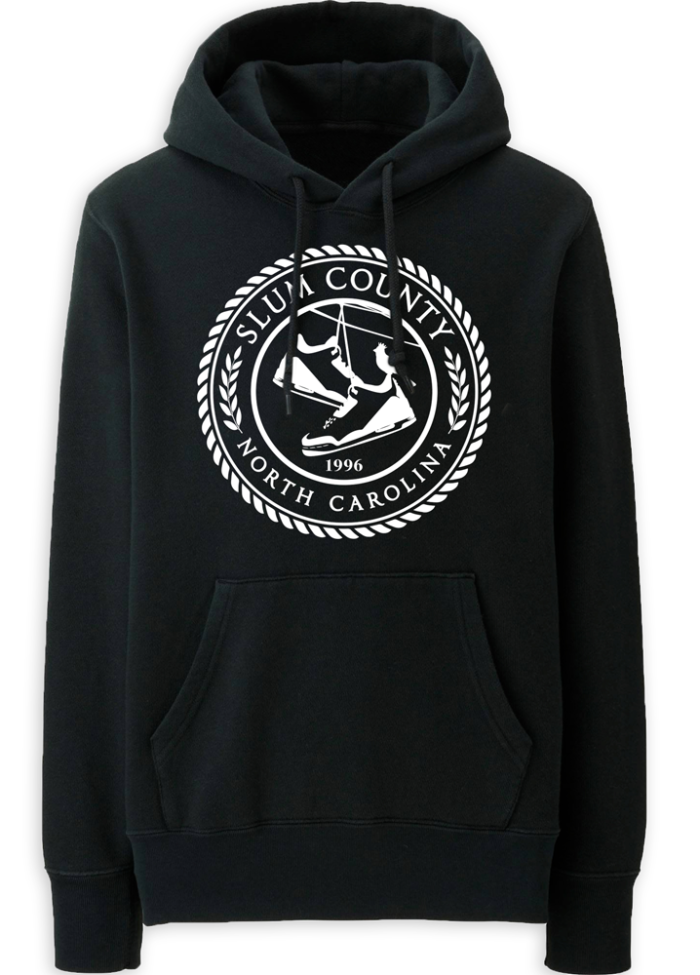 Slum County Seal Pullover Hoodie