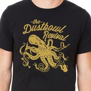 Dustbowl Gold Octopus T