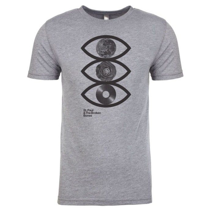 St Paul Stacked Eye T