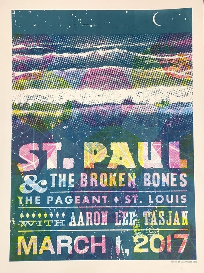 Poster - St.Louis 2017