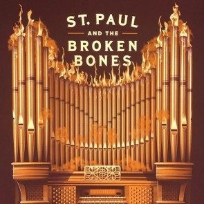 POSTER - St. Paul & the Broken Bones - August 2017