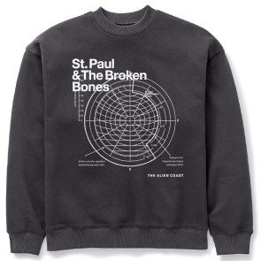 [PRE-ORDER] The Alien Coast Crewneck Sweatshirt