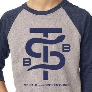 Kid's 3/4 Sleeve Raglan