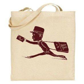 Mailman Tote Bag