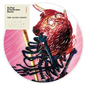 [PRE-ORDER] The Alien Coast LIMITED EDITION Picture Disc