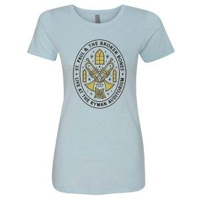 Women's St.Paul Ryman 2019 T