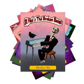 [PRE-ORDER]  *LIMITED* Trading Card Set