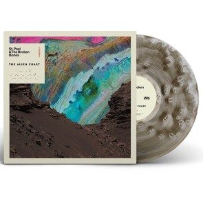 [PRE-ORDER] The Alien Coast LIMITED EDITION Ghostly Smoke LP