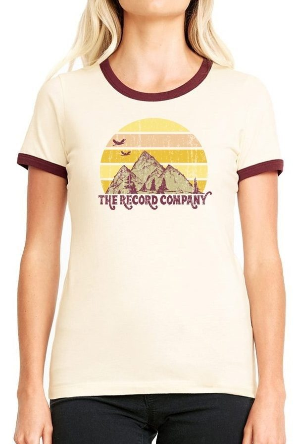 Women's Mountain Ringer T