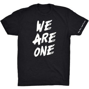 [PRE-ORDER] We Are One T