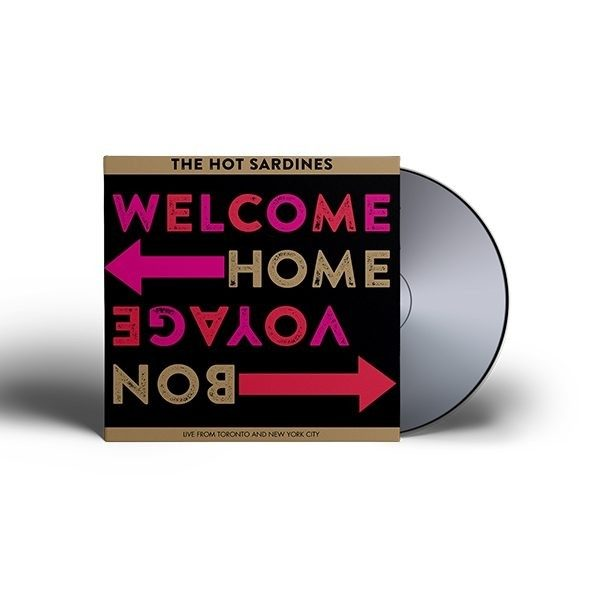 Welcome Home Bon Voyage CD
