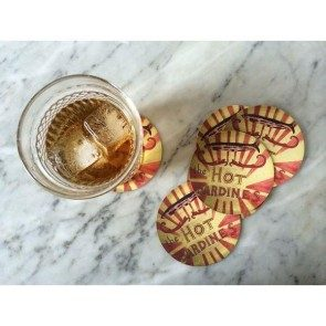 The Hot Sardines Coasters