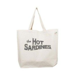 The Hot Sardines Tote Bag