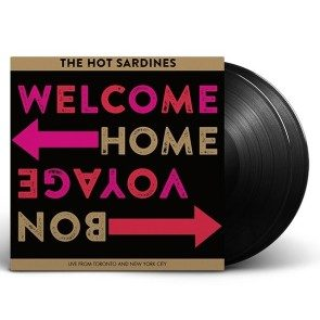 Welcome Home Bon Voyage 2LP