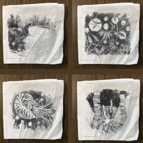 [PRE-ORDER] Darlingside Cloth Napkins (Set of 4)